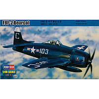 Истребитель F8F-2 Bearcat (код 200-266602)