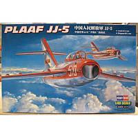 Сборная пластиковая модель самолета PLAAF JJ-5 (код 200-266616)