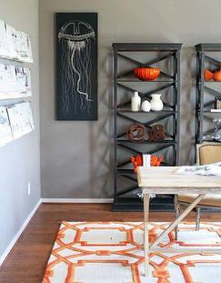 Этажерки деревянные и металлические для дома