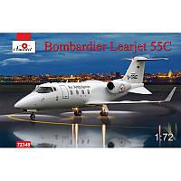 Пассажирский самолет Bombardier Learjet 55C (код 200-333690)