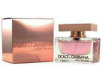 Женская туалетная вода Dolce&Gabbana Rose The One