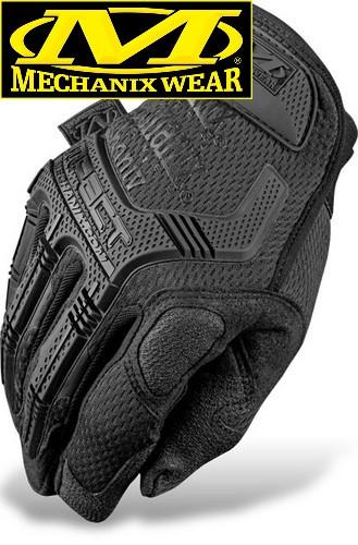 Тактические перчатки MECHANIX M-PACT COVERT GLOVES BLACK