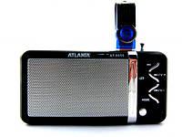 Портативная колонка AT-8956 (USB+FM+SD+шнурок)