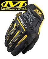 Тактические перчатки MECHANIX M-PACT GLOVES YELLOW, фото 1