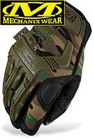 Тактические перчатки MECHANIX M-PACT GLOVES WOODLAND, фото 1