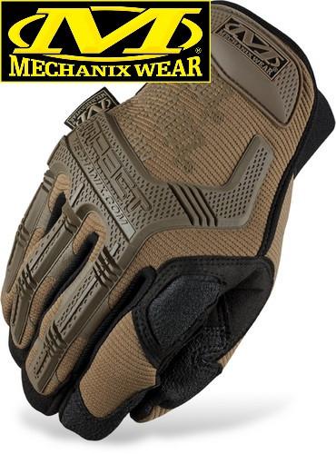 Тактические перчатки MECHANIX M-PACT GLOVES COYOTE-BLACK - Интернет магазин  SALES GROUP в Киеве