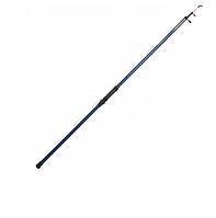 Удилище рыболовное стеклопластик Kaida Knight 601-600, телескопическое удилище с кольцами 6 метров