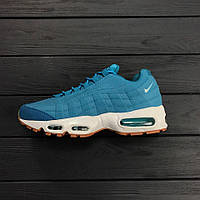 Кроссовки Nike Air Max 95 Blue/White женские 38