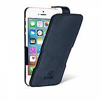 Чехол флип Stenk Prime для Apple iPhone 5C Чёрный (40536)
