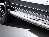 BMW Style пороги на Hyundai Tucson 2015+