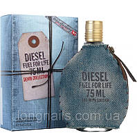 Мужская туалетная вода Fuel for Life Denim Collection Homme Diesel