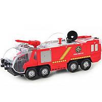 BIG MOTORS Пожарная машина с брандспойтом