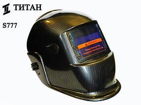 Cварочная маска хамелеон Титан S777