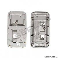 Слайдерный механизм Nokia 5200 / 5300, серый