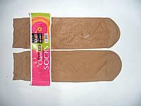 Женские капроновые носочки с шыпами