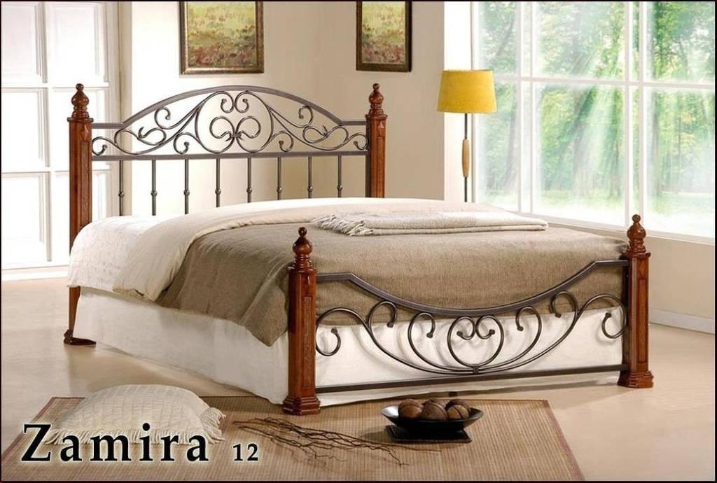 Кровать Замира-12 (Zamira-12) Onder Metal 180×200 см