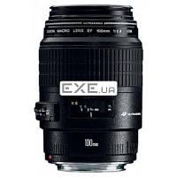 Объектив EF 100mm f/ 2.8 macro USM Canon (4657A011)