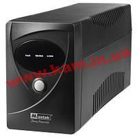 ИБП Mustek PowerMust 848 LCD UPS 800VA (98-UPS-VLC08)