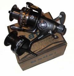 Спиннинговая катушка безынерционная Sadei J3FR-50, фото 2