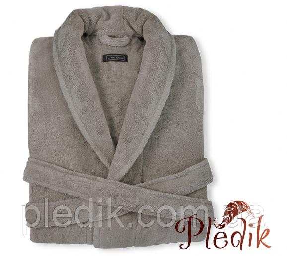 Халат махровый CHICAGO CASUAl AVENUE Warm Gray, XL