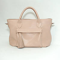 Женская кожаная сумочка. М 26 пудра флотар