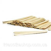 Шпатели деревянные, 100 шт/уп.