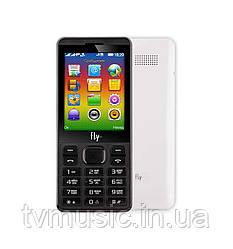 Мобильный телефон Fly FF281 White