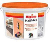 Латексная краска ALPINA Mattlatex (18л)