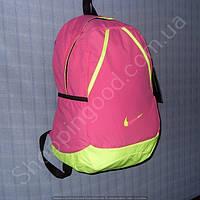 Рюкзак 114046 розовый спортивный школьный одно отделение размер 28 см х 45 см х 20 см объем 25 л
