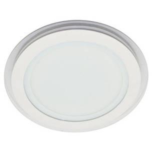 Светодиодный cветильник Feron AL2110 6W 5000K круглый белый( потолочный, сатурн) Код.57677, фото 2