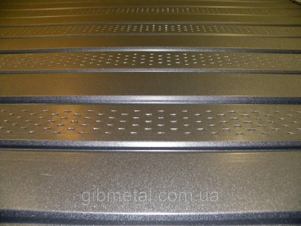 Софит металлический перфорированый  0,45 мм  «Sutor» (Китай)