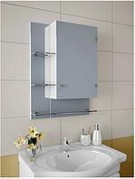 Шкаф зеркальный Garnitur.plus в ванную без подсветки 46