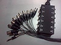 Norman BOX12 мультикор, 10 каналов, 10 м