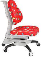 Детское кресло oxford Y-618, красное жучки