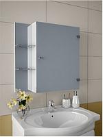 Шкаф зеркальный Garnitur.plus в ванную без подсветки 48