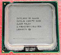 Процессор Intel Core2 Quad Q6600 2.40GHz/8M/1066 s775, tray