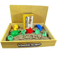 """Набор с кинетическим песком """"Играем у моря"""""""