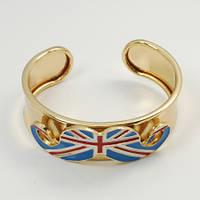 Металлический браслет Флаг Великобритании