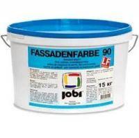 Jobi Fassadenfarbe 90 (10л) Краска фасадная Йоби