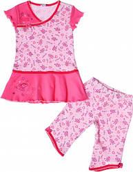 Летняя пижама для девочки р.104-128