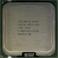 Процесор Intel Celeron Dual-Core E3200 2.40 GHz/1M/800, s775