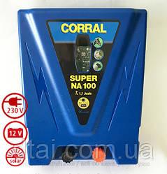 Генератор для электропастуха Corral NA 100 Германия (12В и 220В)