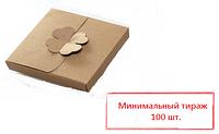 Коробка Самосборная (дизайнерская упаковка) 350*250*100 мм