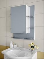 Шкаф зеркальный Garnitur.plus в ванную без подсветки 90Z