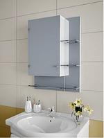 Шкаф зеркальный Garnitur.plus в ванную без подсветки 100Z