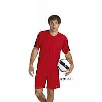 Футболка SOL'S WEMBLEY SSL, Франция 8 цветов Интерлок, полиэстер 100%. Удельный вес: 140 г/кв.м.