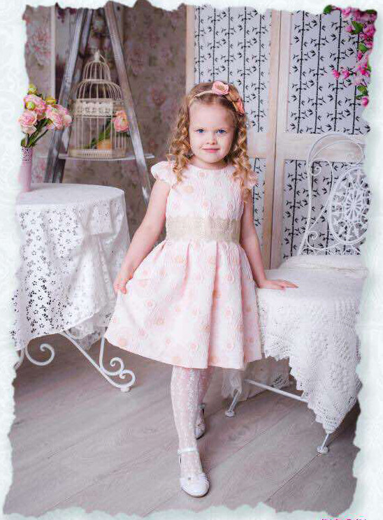"""Праздничное платье для девочки """"Диана"""""""