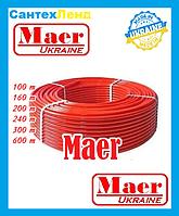 Труба для теплого пола Maer 16х2 PE-RT A-Oxy (Украина)