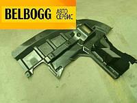 Защита двигателя правая часть (моторного отсека) Geely Emgrand EC7, Джили Эмгранд ЕС7, Джилі Емгранд