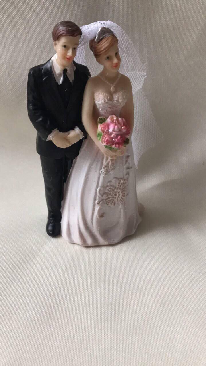 Фигурки на свадебный торт St 33